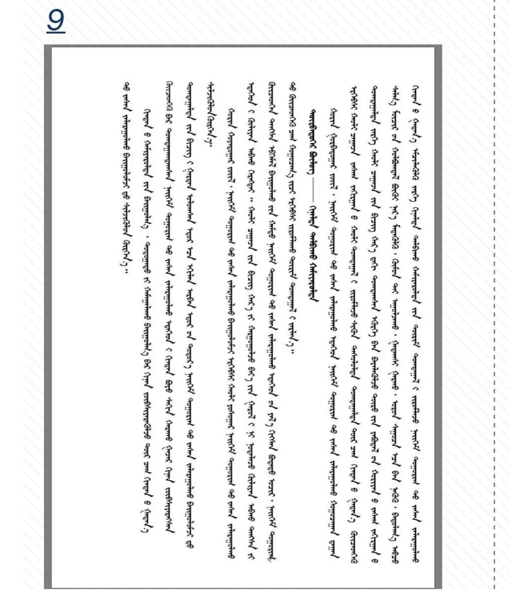 《中华人民共和国社区矫正法(蒙古文版)》问世 第13张