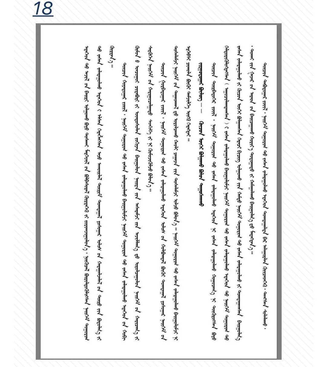 《中华人民共和国社区矫正法(蒙古文版)》问世 第22张
