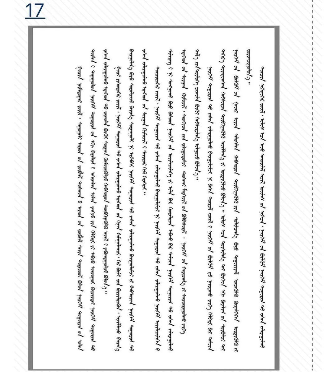 《中华人民共和国社区矫正法(蒙古文版)》问世 第21张