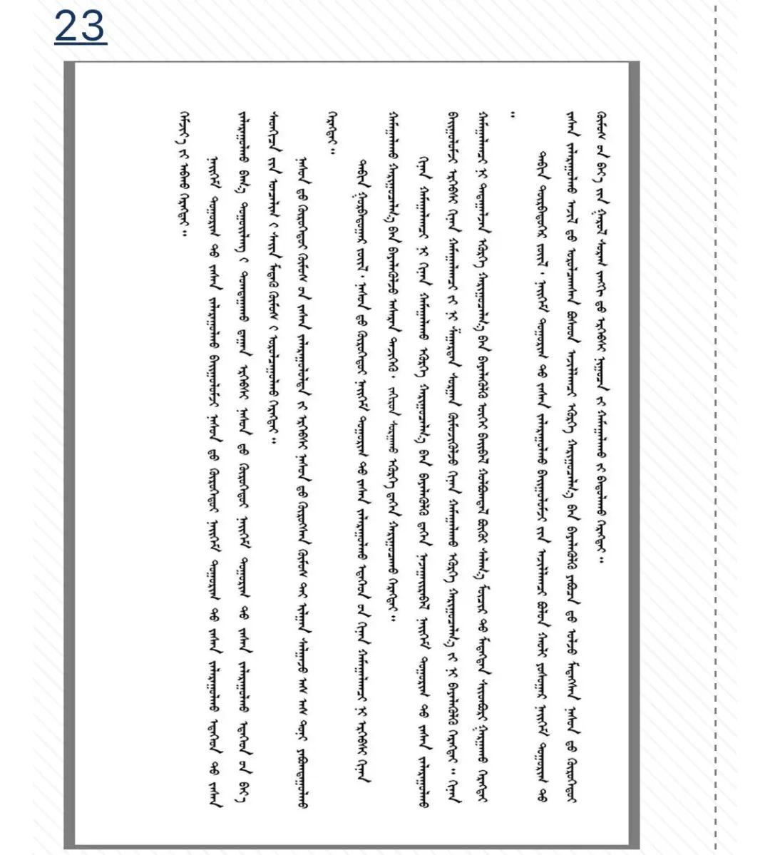 《中华人民共和国社区矫正法(蒙古文版)》问世 第27张