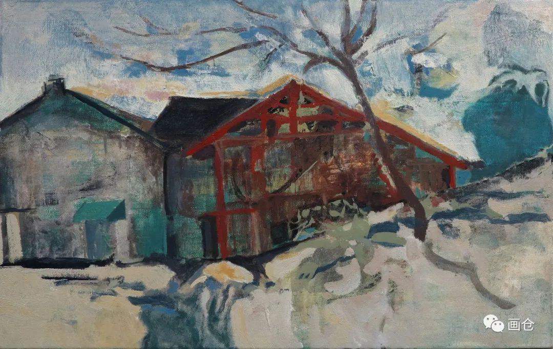 青格乐图丨牧场记忆 第6张 青格乐图丨牧场记忆 蒙古画廊