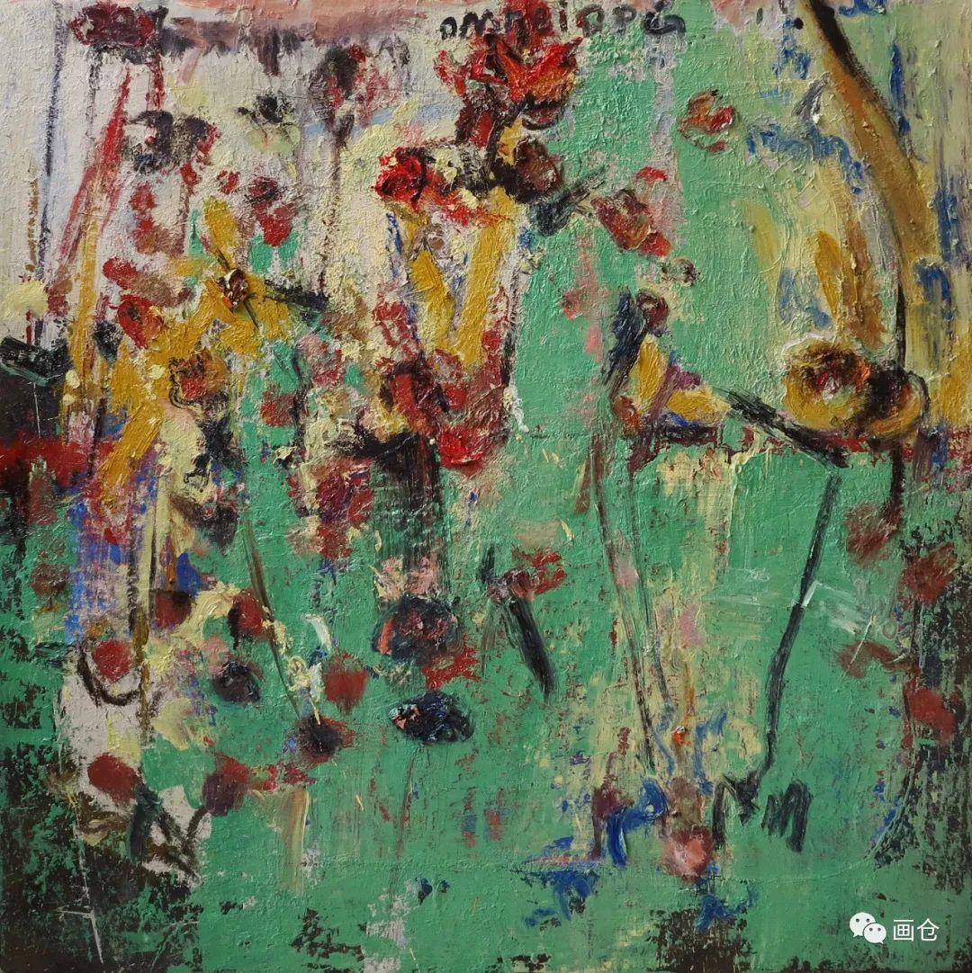 青格乐图丨牧场记忆 第24张 青格乐图丨牧场记忆 蒙古画廊