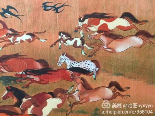 【文艺】蒙古国90后天才画家普日布苏仁作品欣赏(组图) 第66张