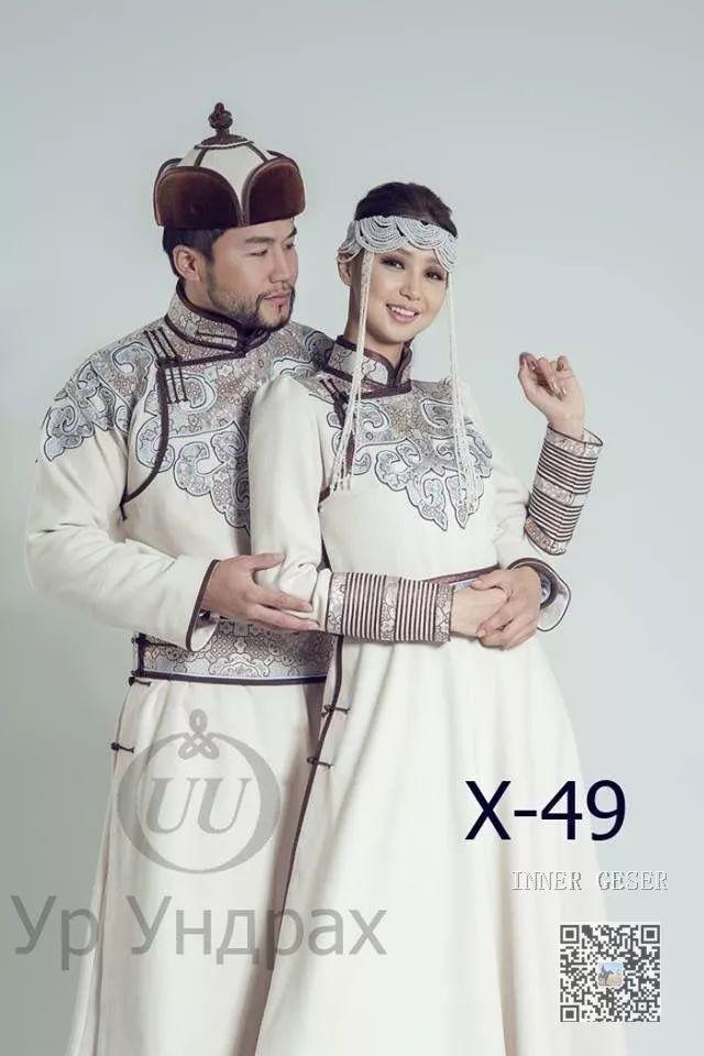 УР УНДРАХ和GO-GO clothing作品 第3张 УР УНДРАХ和GO-GO clothing作品 蒙古服饰