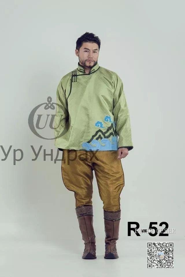 УР УНДРАХ和GO-GO clothing作品 第17张 УР УНДРАХ和GO-GO clothing作品 蒙古服饰