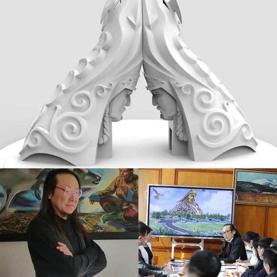 蒙古著名建筑设计师 МУУГЗ Д.Эрдэмбилэг辞世 第2张