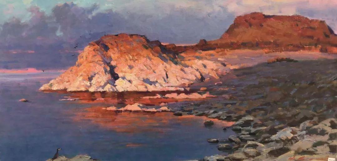 蒙古国画家 Bolor Chinbayar作品欣赏 第7张