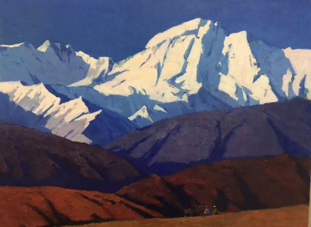 蒙古国画家 Bolor Chinbayar作品欣赏 第10张 蒙古国画家 Bolor Chinbayar作品欣赏 蒙古画廊