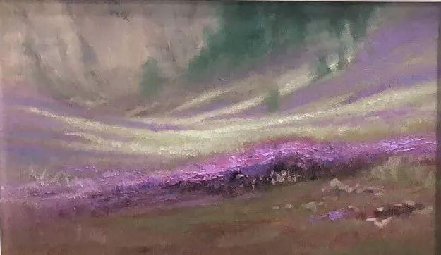 蒙古国画家 Bolor Chinbayar作品欣赏 第9张