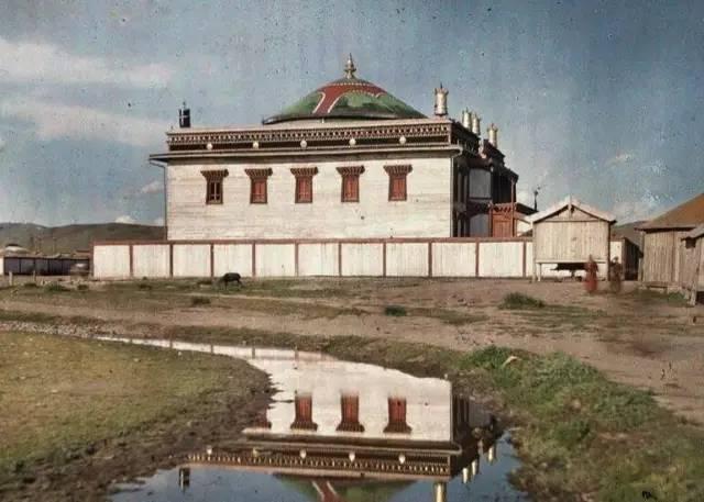 100多年前的蒙古罕见视频资料(文字 图片) 第12张