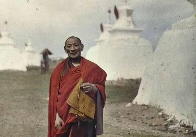100多年前的蒙古罕见视频资料(文字 图片) 第11张