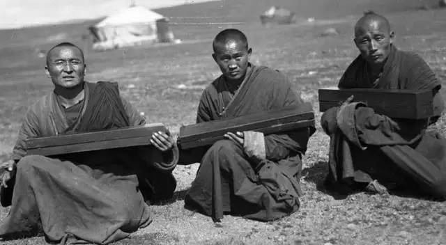 100多年前的蒙古罕见视频资料(文字 图片) 第19张