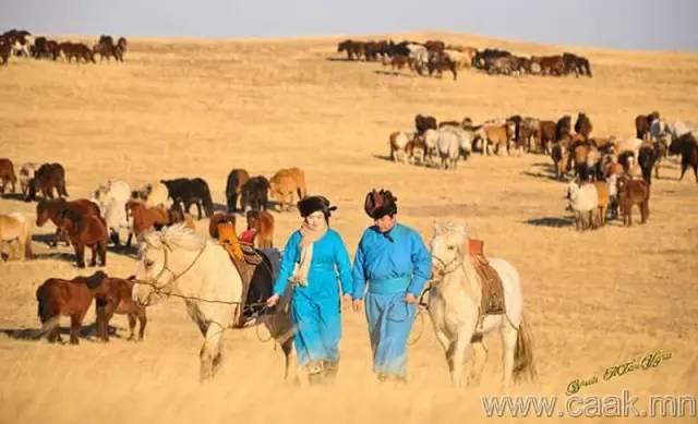 【蒙古影像】100张蒙古图片 记录最真实的蒙古 第82张