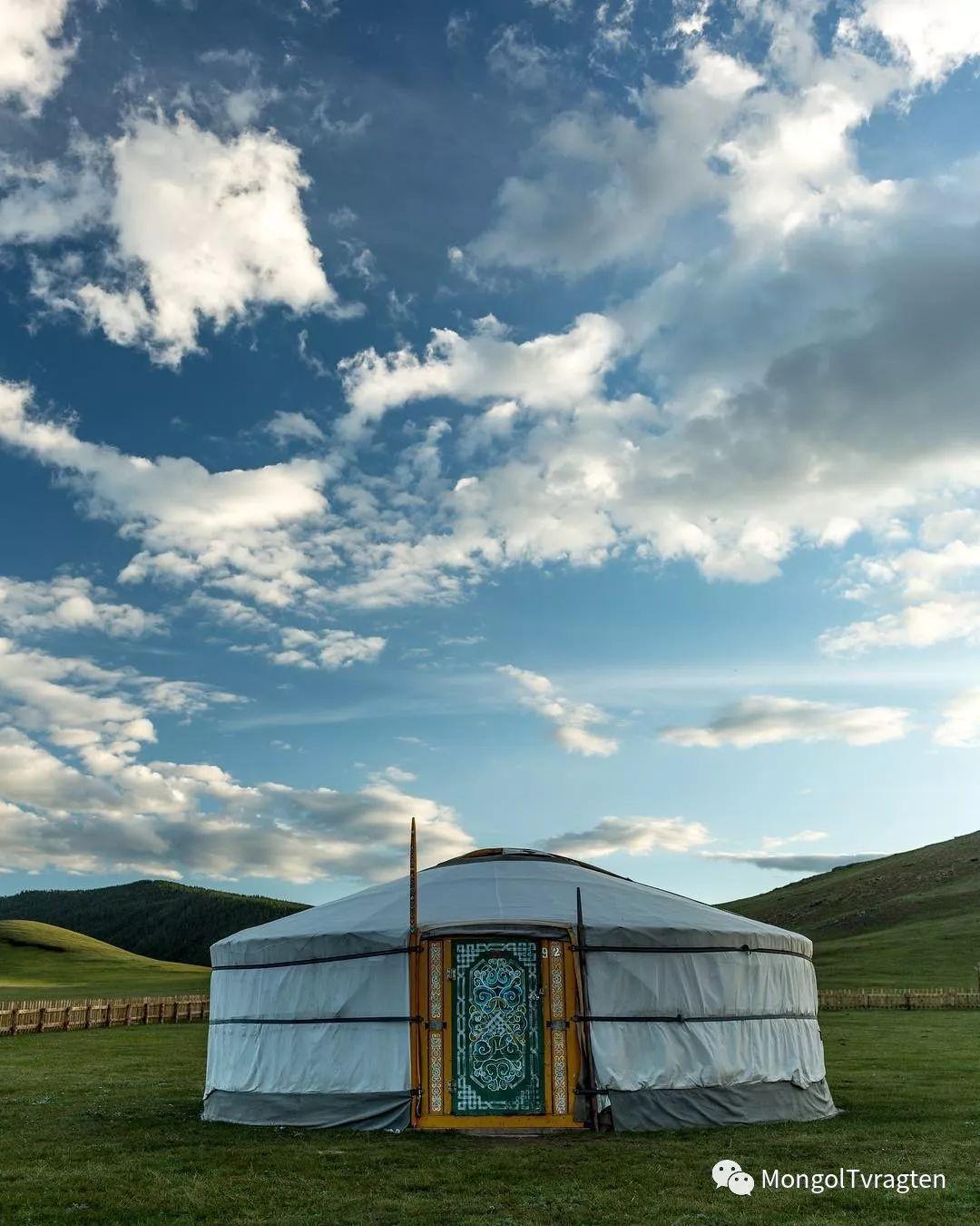 蒙古影像-- Henne Metz 第1张