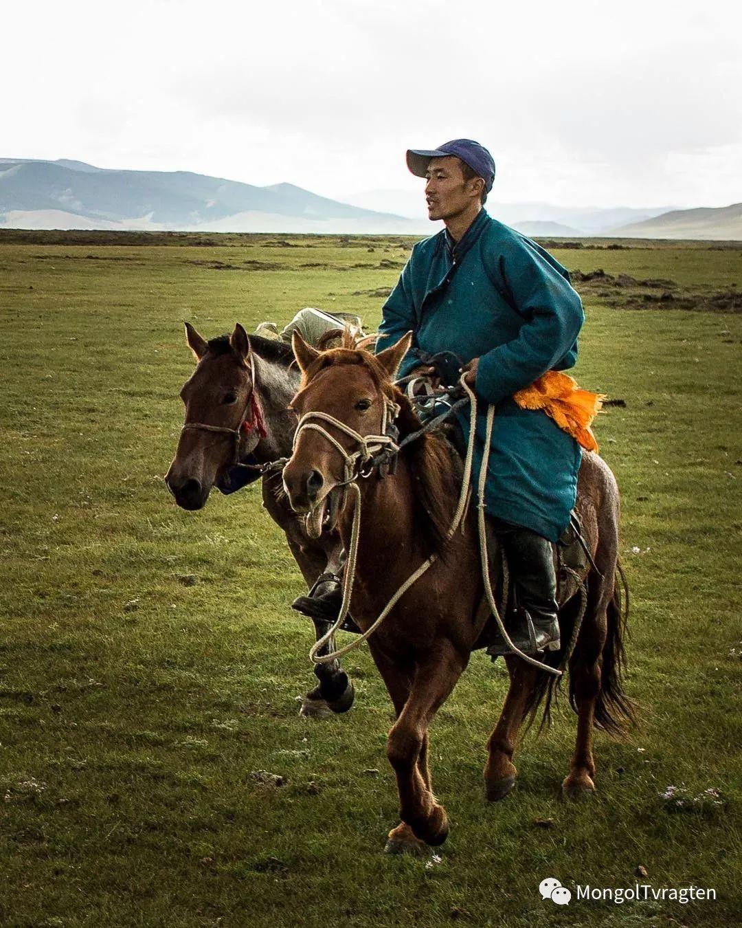 蒙古影像-- Henne Metz 第2张
