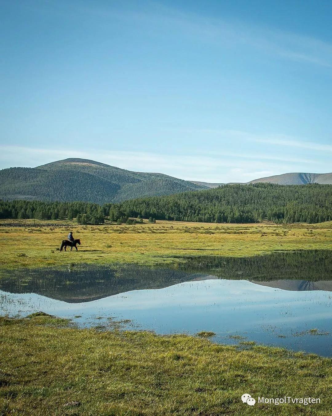 蒙古影像-- Henne Metz 第3张