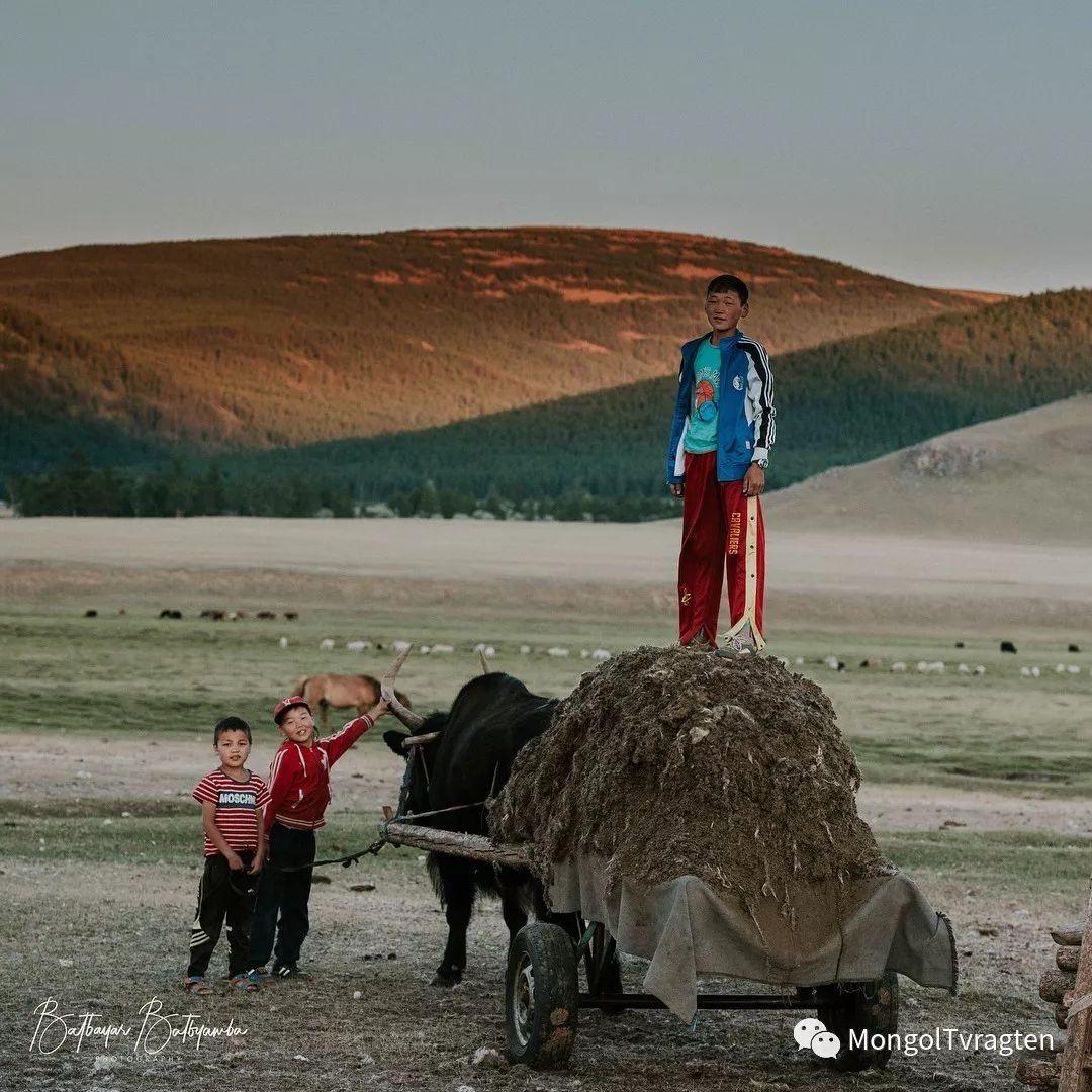 蒙古影像-bat.byamba 一场震撼力极强的视觉盛宴…… 第2张