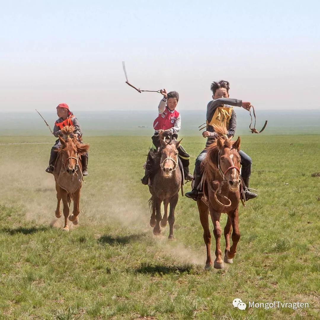蒙古影像-Robert Michael Poole 第3张
