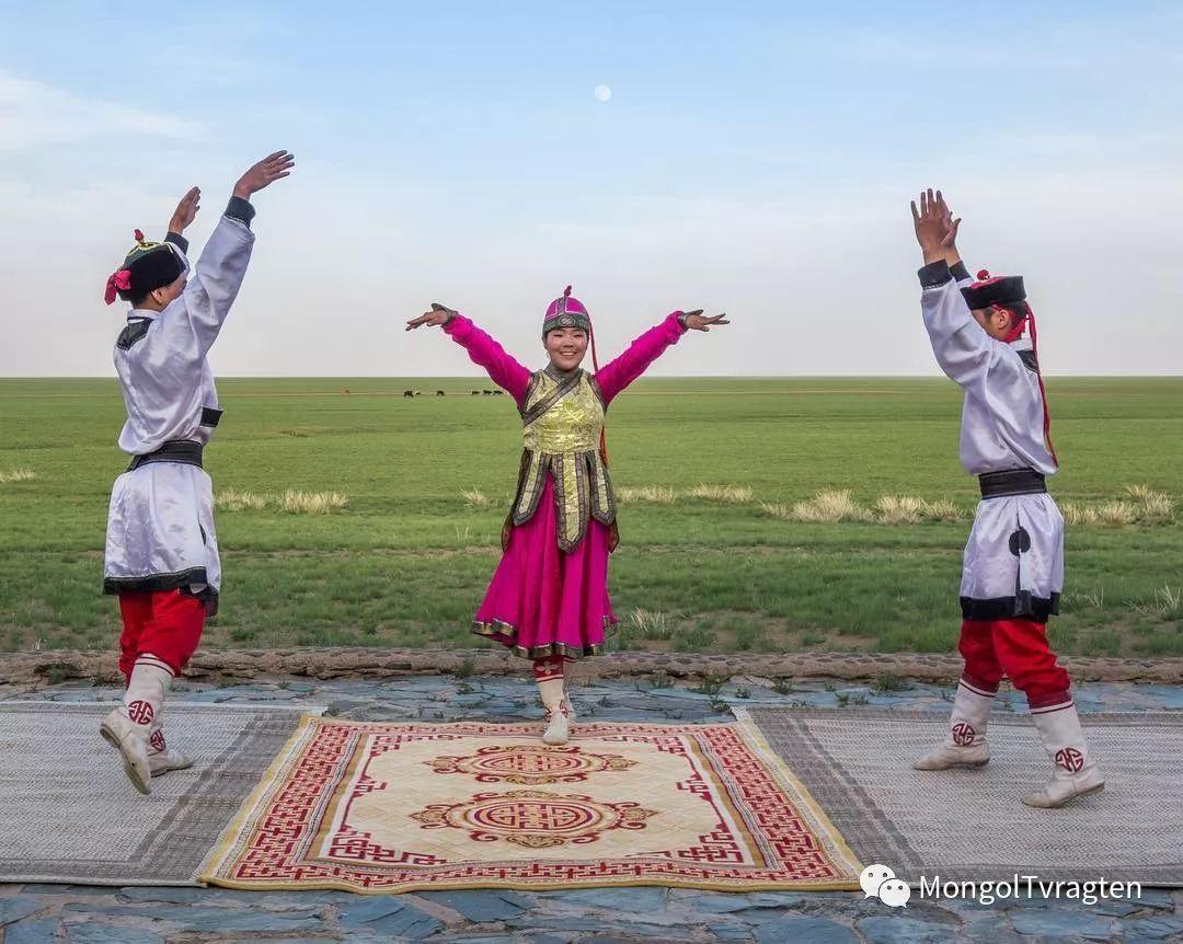 蒙古影像-Robert Michael Poole 第5张