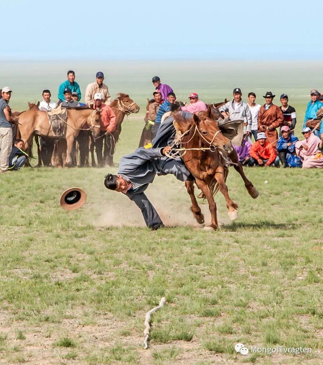 蒙古影像-Robert Michael Poole 第6张