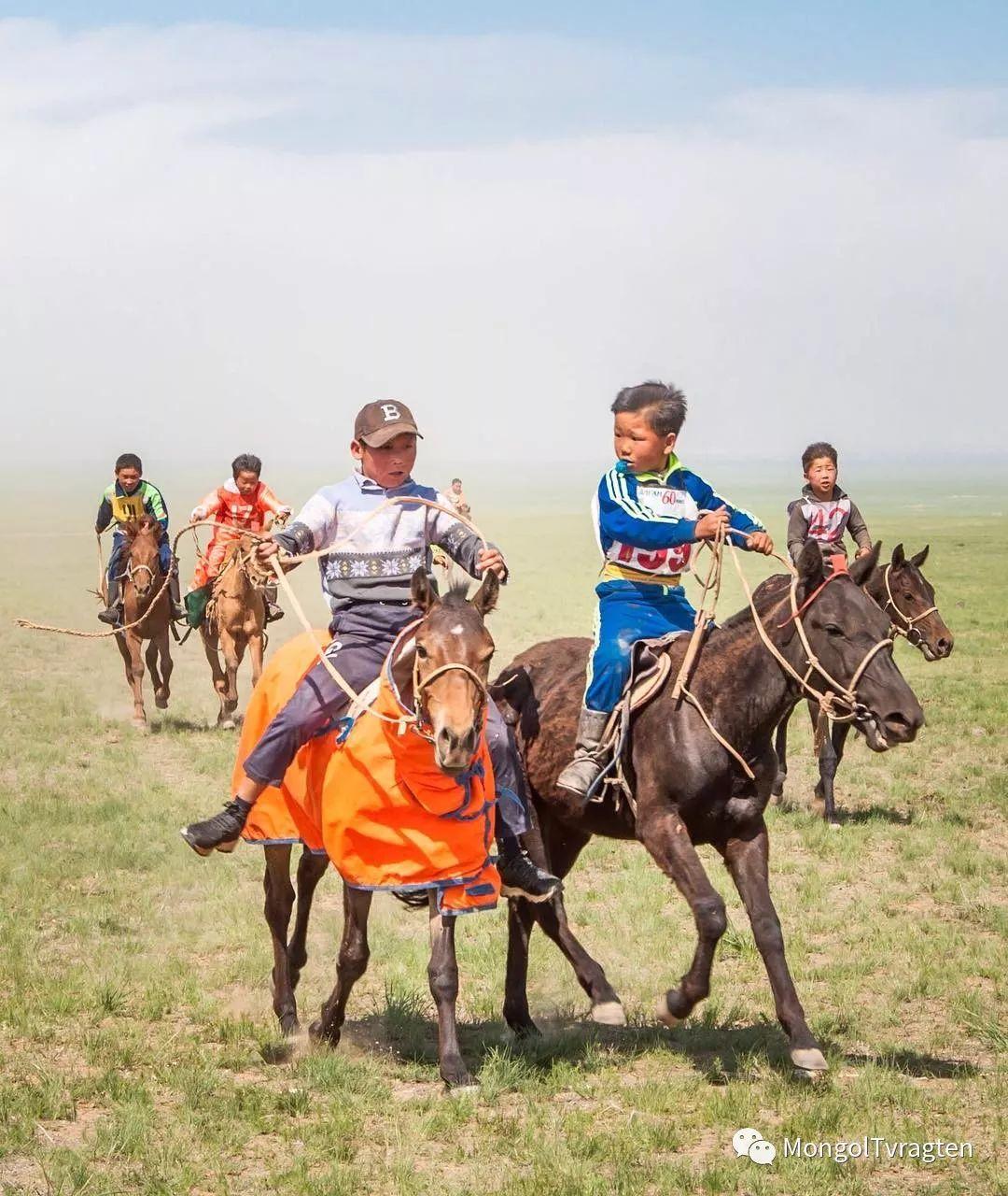 蒙古影像-Robert Michael Poole 第18张