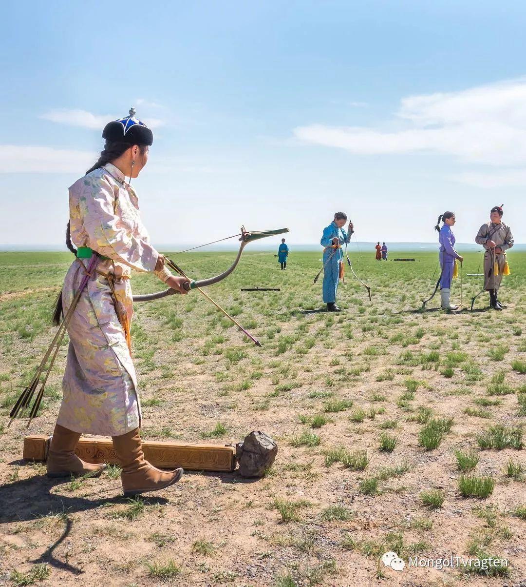 蒙古影像-Robert Michael Poole 第19张