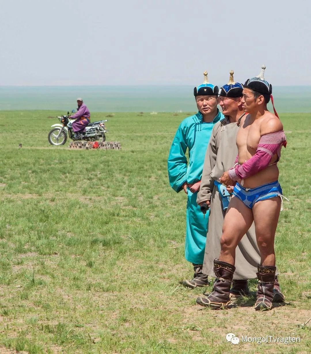 蒙古影像-Robert Michael Poole 第20张