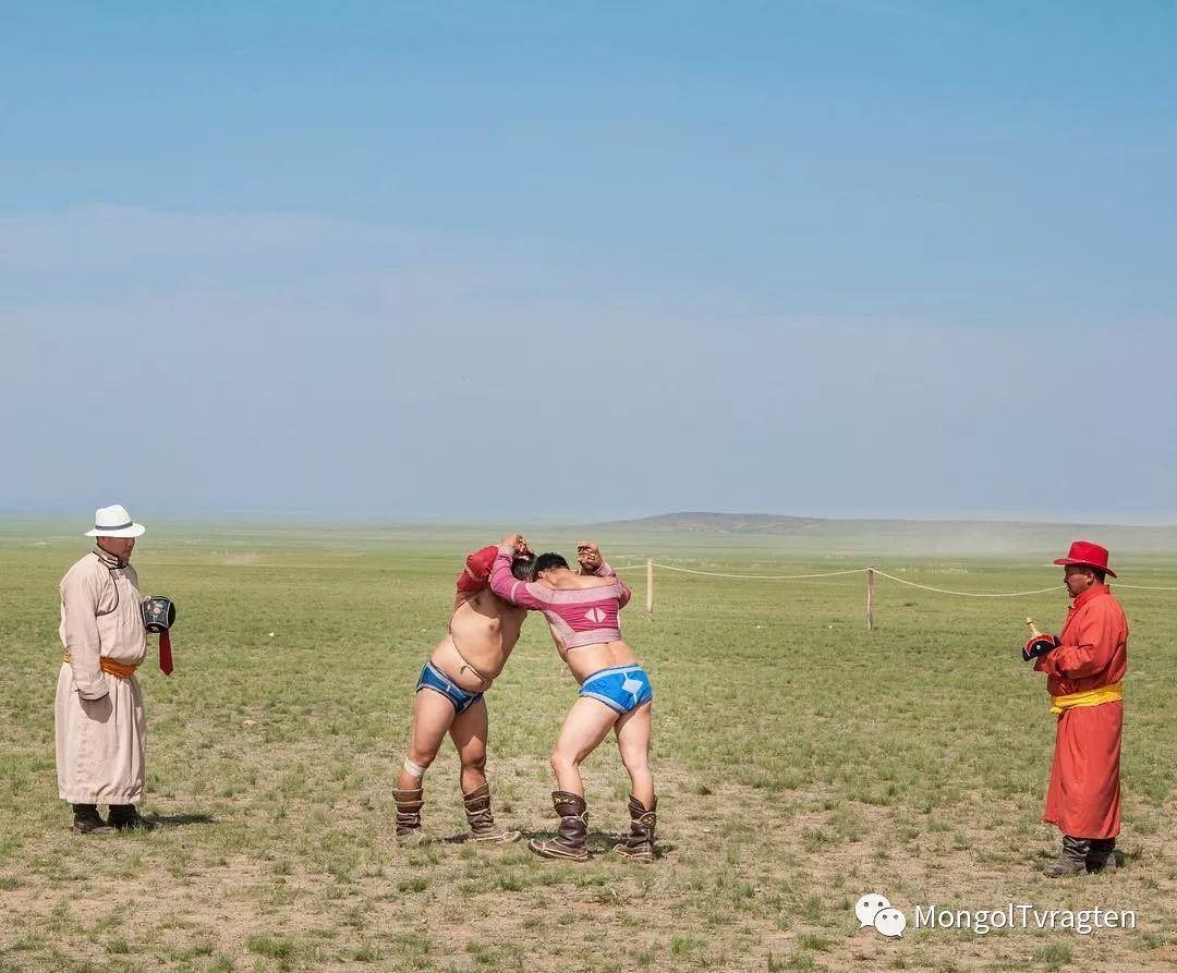 蒙古影像-Robert Michael Poole 第22张