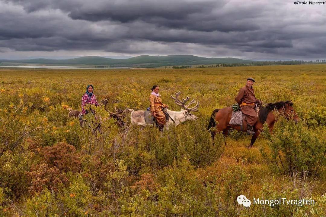蒙古影像-Paolo Vimercati 第6张