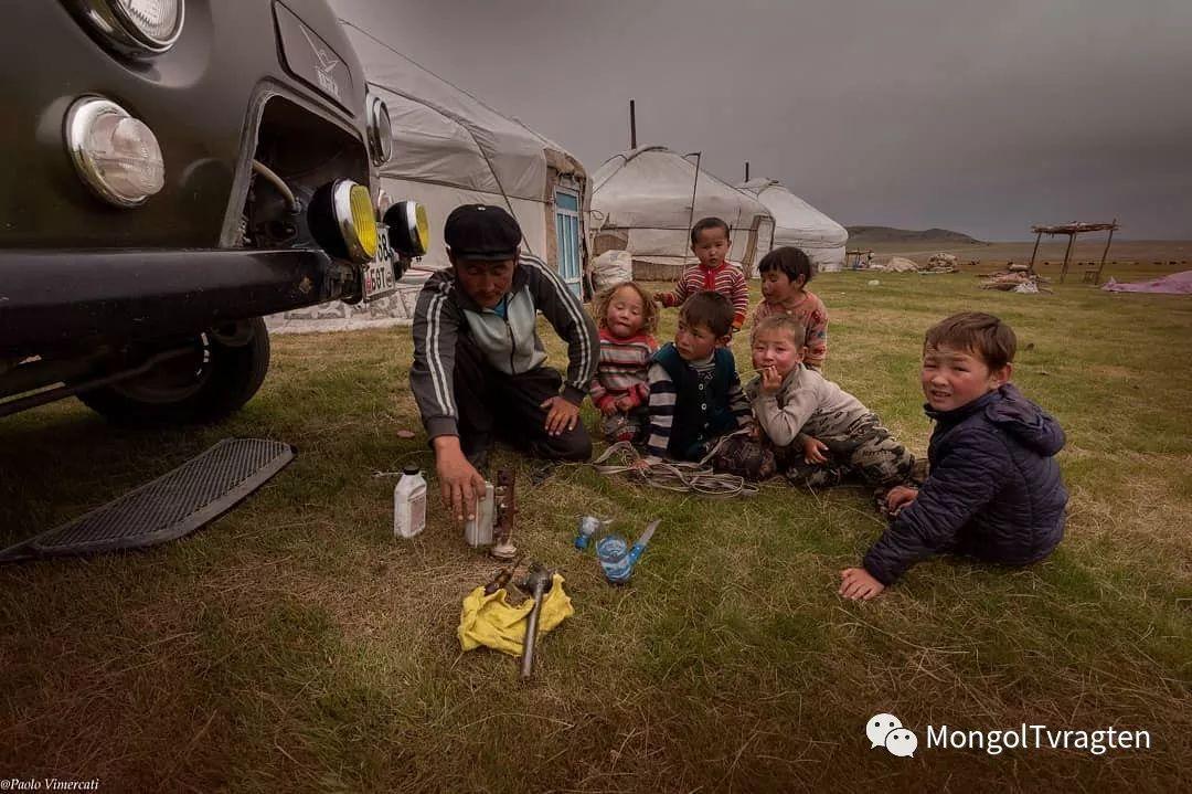 蒙古影像-Paolo Vimercati 第10张