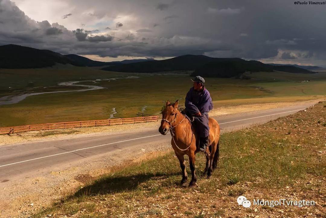 蒙古影像-Paolo Vimercati 第11张
