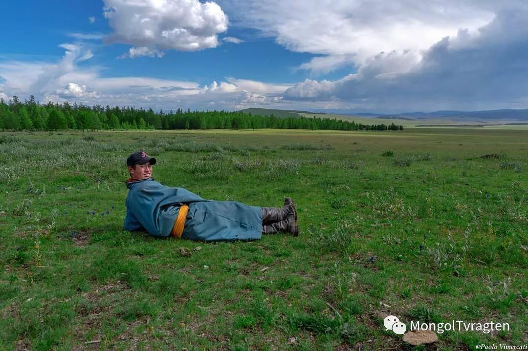 蒙古影像-Paolo Vimercati 第13张