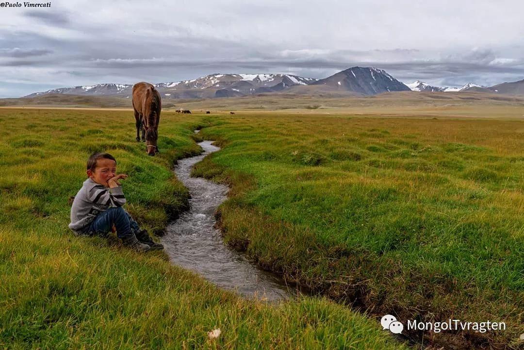 蒙古影像-Paolo Vimercati 第12张