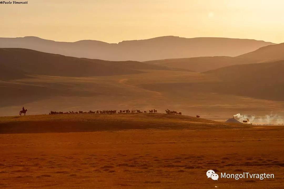 蒙古影像-Paolo Vimercati 第18张
