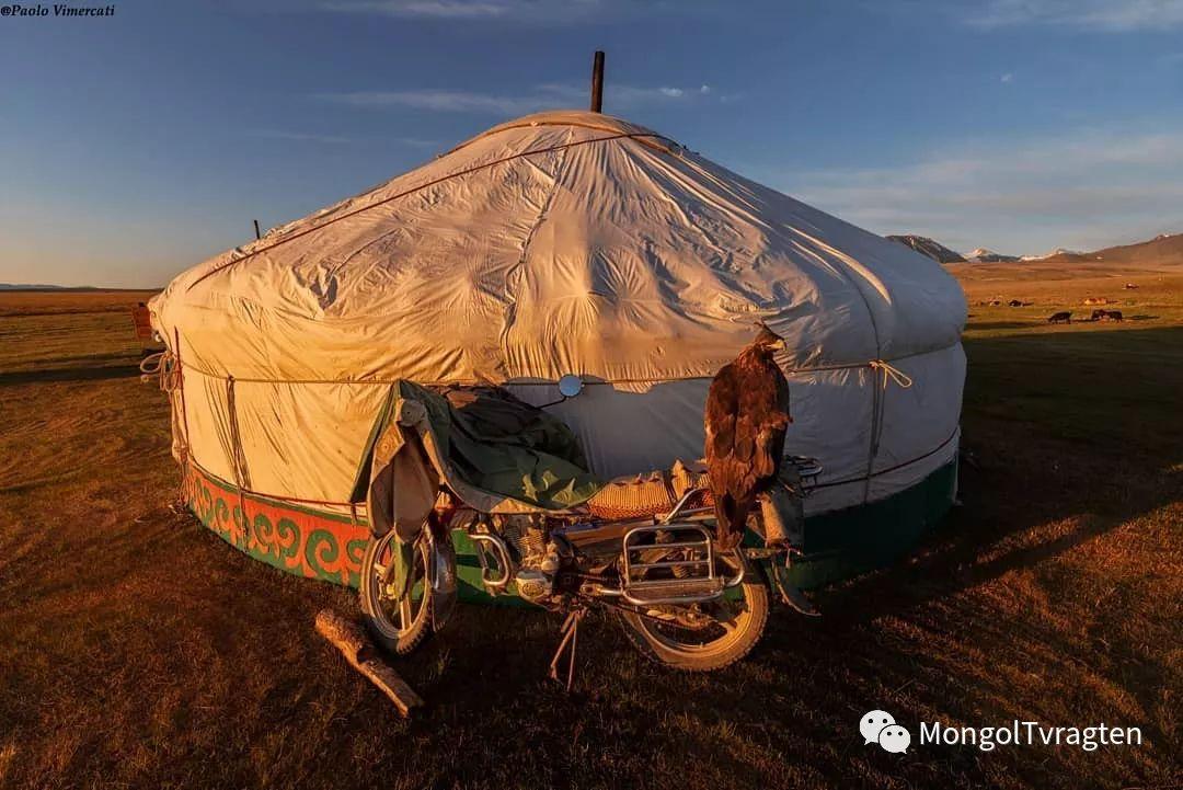 蒙古影像-Paolo Vimercati 第19张