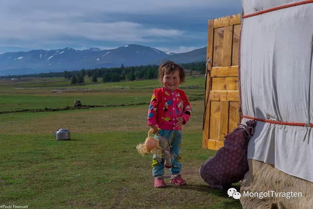 蒙古影像-Paolo Vimercati 第20张