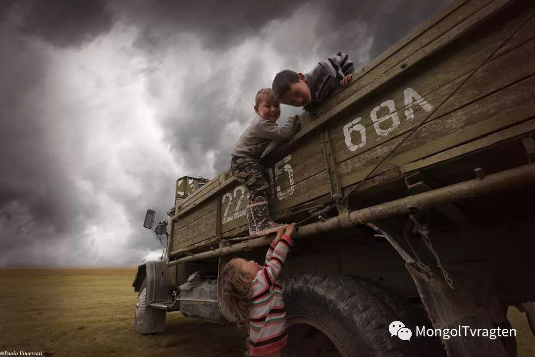 蒙古影像-Paolo Vimercati 第23张