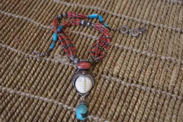 蒙古族:一个热爱银饰的民族 第13张