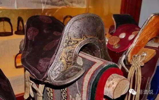 蒙古族马具丨马背民族的工匠传承 第4张