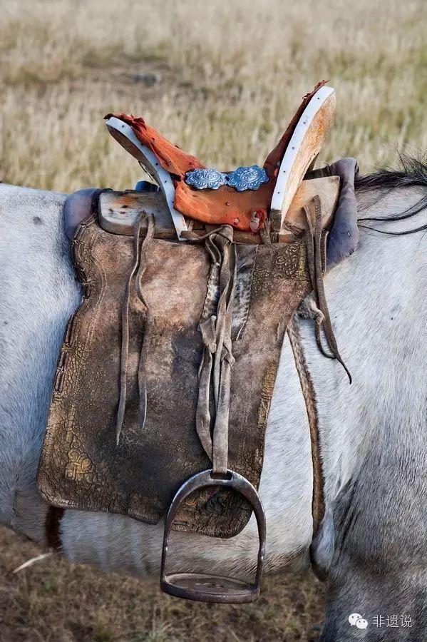 蒙古族马具丨马背民族的工匠传承 第7张