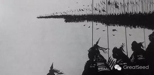 剪纸大师巴特尔朝格蒙古风作品欣赏 第6张 剪纸大师巴特尔朝格蒙古风作品欣赏 蒙古画廊