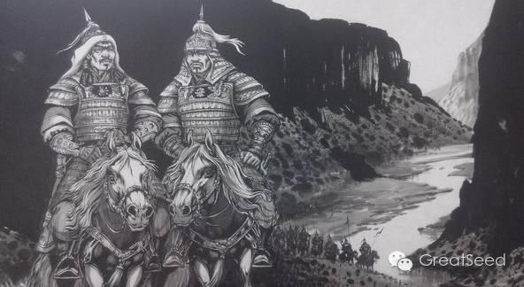 剪纸大师巴特尔朝格蒙古风作品欣赏 第19张 剪纸大师巴特尔朝格蒙古风作品欣赏 蒙古画廊