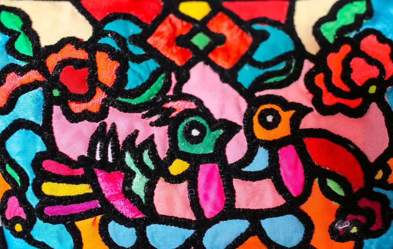 图什业图蒙古刺绣 第6张 图什业图蒙古刺绣 蒙古服饰