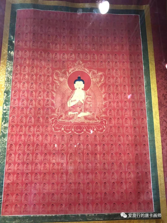 蒙古国唐卡艺术绘画欣赏 第14张 蒙古国唐卡艺术绘画欣赏 蒙古画廊