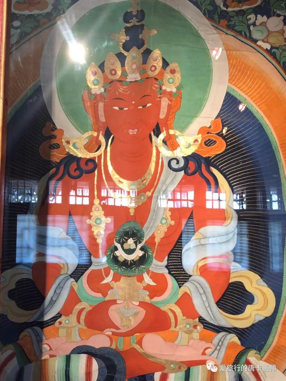 蒙古国唐卡艺术绘画欣赏 第17张 蒙古国唐卡艺术绘画欣赏 蒙古画廊