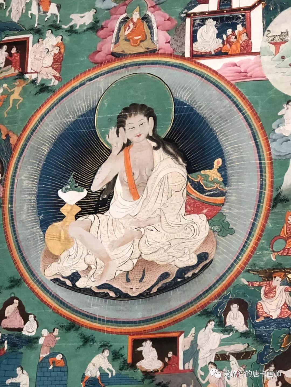 蒙古国唐卡艺术绘画欣赏 第19张 蒙古国唐卡艺术绘画欣赏 蒙古画廊