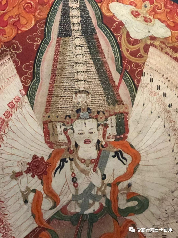 蒙古国唐卡艺术绘画欣赏 第22张 蒙古国唐卡艺术绘画欣赏 蒙古画廊