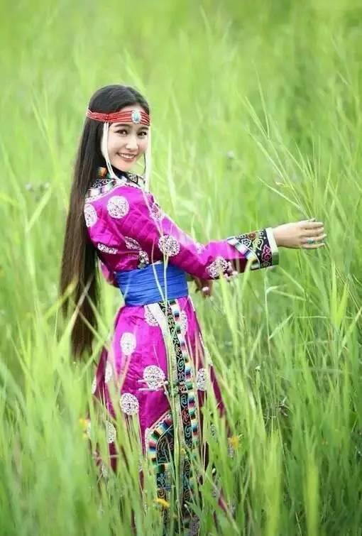 一个女孩总结的蒙古女人性格,说的超准! 第6张