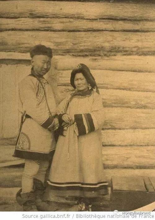 老照片:见证百年前蒙古女性(组图) 第38张