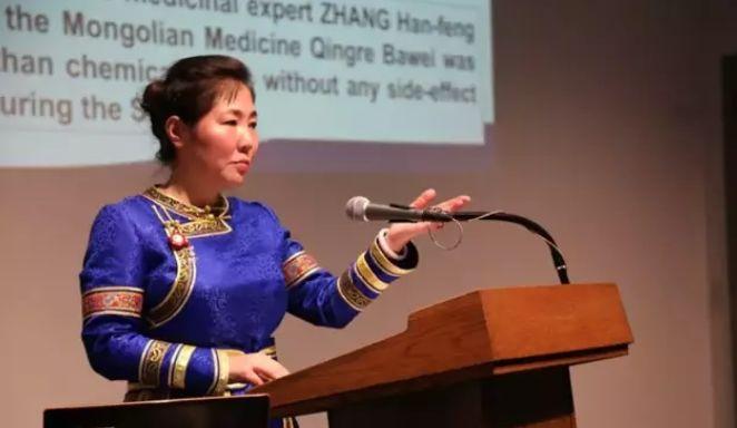 引领蒙医药事业迈向国际的蒙古女人 第1张 引领蒙医药事业迈向国际的蒙古女人 蒙古文化